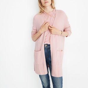 NEW Madewell Kent Cardigan Sweater in Coziest Yarn